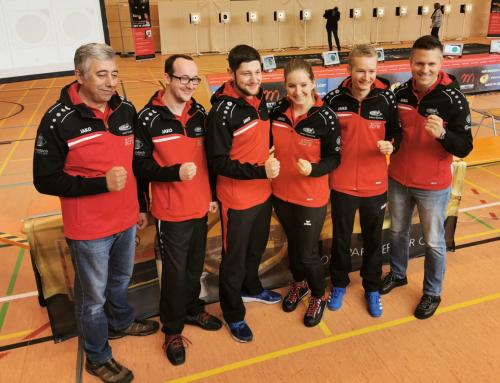 Das 1. Wochenende in der Bundesliga Luftpistole – Gastgeber SSV Dynamit Fürth